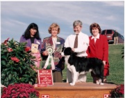 1998 Best In Sweeps BCSA National Specialty
